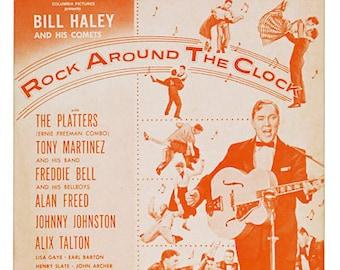 Rock by Bill Haley Sheet Music