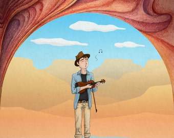 Andrew Bird Echolocations: Canyon