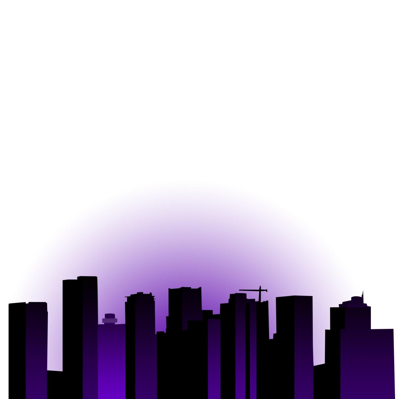 Commercial Lighting In Phoenix: Instant Download Phoenix Metro Downtown Skyline Png