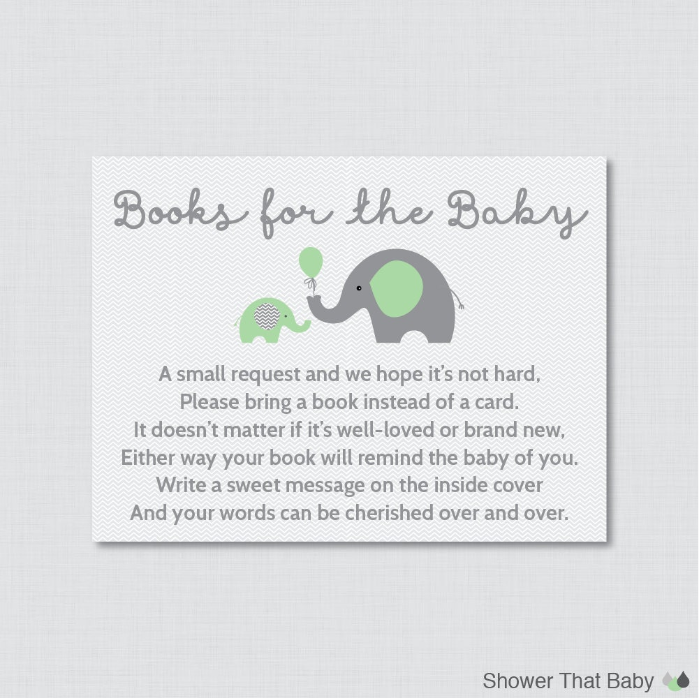 What To Write Inside A Book For A Baby Shower