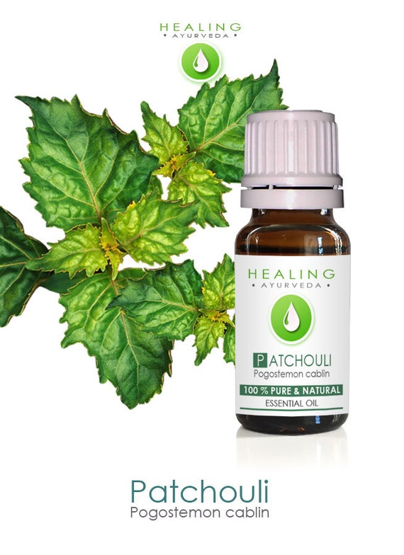 Patchouli Essential oil- Patchouly dark- Therapeutic essential oil- Incense- Hippy oil-Skin care oil- Bath and beauty-Ayurveda oil-Patchouli