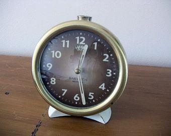 Vintage Mid-Century Modern Westclox Baby Ben Wind-Up Alarm Clock