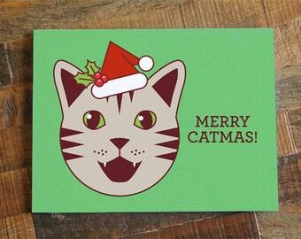 Nerd christmas card | Etsy