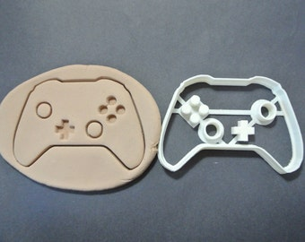 Xbox Inspired Controller Cookie Cutter