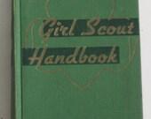 Vintage Girl Scout Handbook, 1947 Girl Scout Book, Retro Girl Scout Handbook, Scouting Book, Girl Scouts, Retro Girl Scouts Book