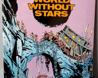 WORLD WITHOUT STARS, Valerian, Spatiotemporal Agent, by Pierre Christin and Jean-Claude Mézières, Darguard ,Int Pub Ltd,Graphic Novel