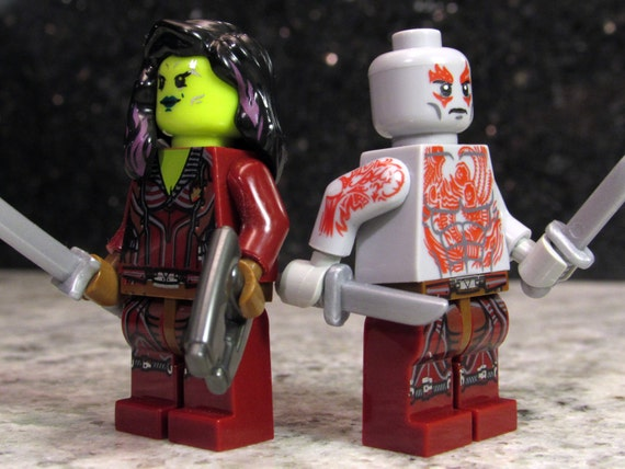 lego marvel gamora - photo #16