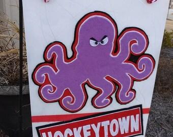 Hockey Rink Flag
