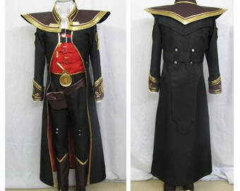 Lol League of Legends Twisted Fate Quests Zingiber Cosplay Costume