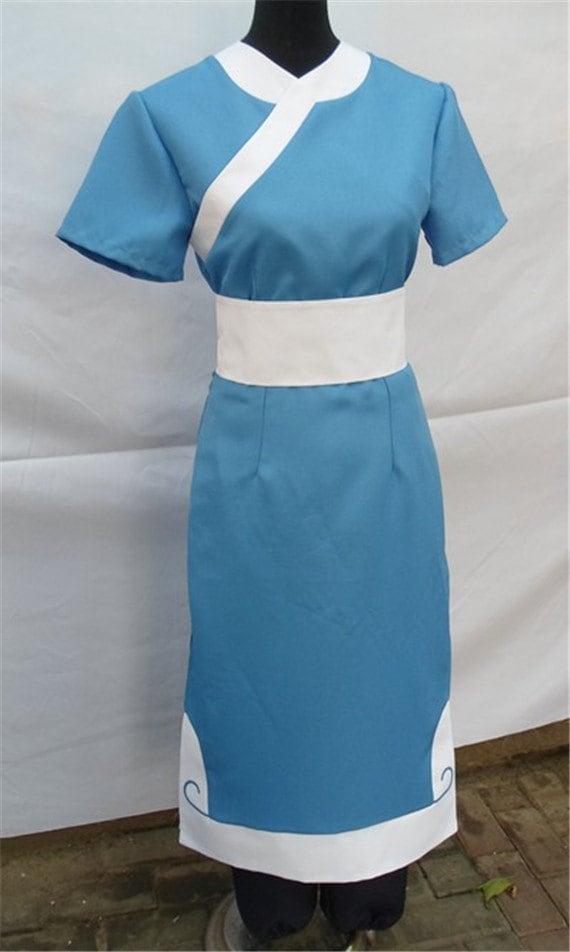 Avatar Cosplay Complete Katara Custom Made Costume by ...