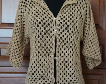 Havane Crochet Blouse