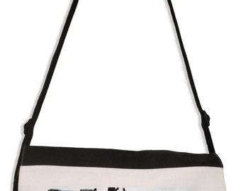 Ska'd For Life Laptop Messenger Bag