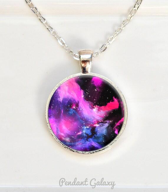 necklaces etsy nebula - photo #18