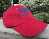 Nantucket Garment Dyed Hat