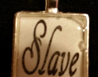 BDSM Slave Necklace