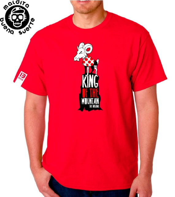 T-shirt MBS King of the Mountain