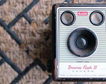Vintage Camera 'Brownie Flash' by Kodak