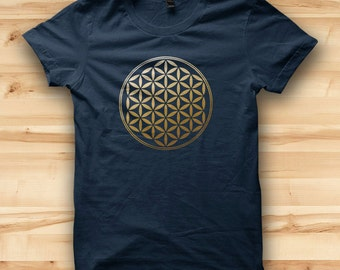 Mandala Tshirt // Festival Clothing // Artwork // Mens Tshirt // Mens Graphic Tee // Hipster // Sacred Geometry