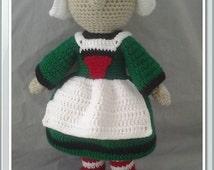 Snipe, the Breton doll