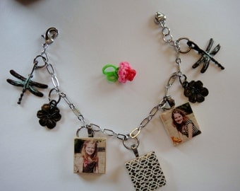 Customized Picture/Charm Bracelets!  Perfect for Mother's Day Gifts!
