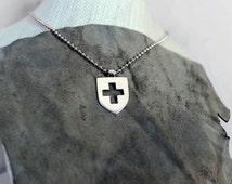 Dominant Female / Mistress Emblem Sterling Silver