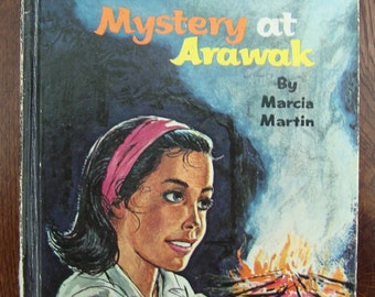 Donna Parker Mystery at Arawak - Youth Reading Book Series