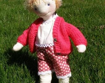 RT - type Waldorf doll