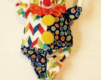 Circus Clown PDF Pattern