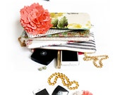 Holiday clutches, envelope clutches, party clutches, vintage clutches, leather clutches and sequin clutches.