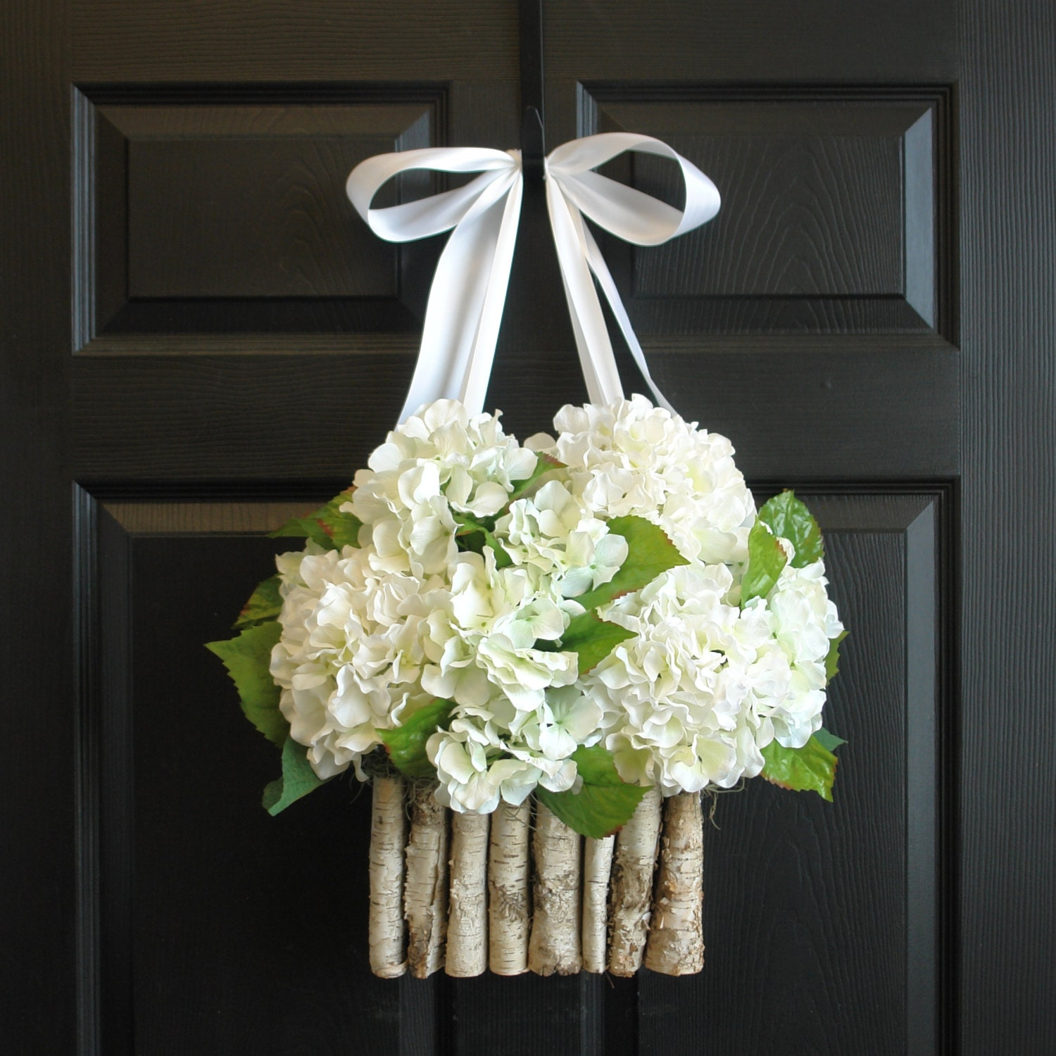 7 Barn Wedding Decoration Ideas For A Spring Wedding: Spring Wreath Summer Wreath Wedding Front Door Wreaths