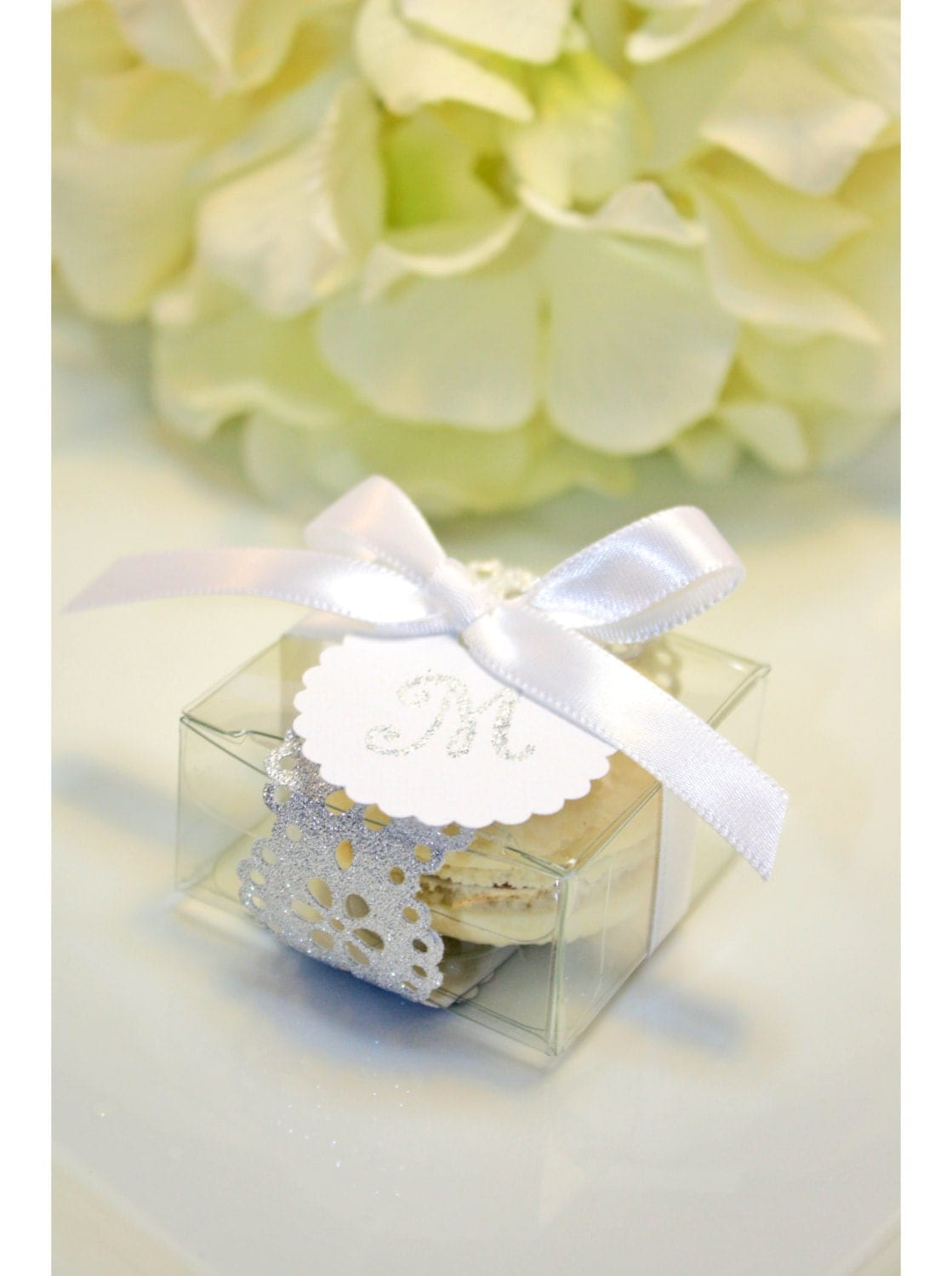 Elegant Wedding Favor Boxes Unique: Elegant favor gift box with ...
