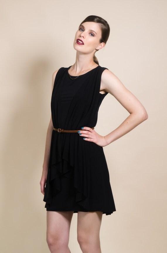 kleine schwarze kleid geschenkidee f r frauen lose kleid. Black Bedroom Furniture Sets. Home Design Ideas