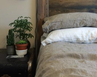 Linen Blanket - Colour Options