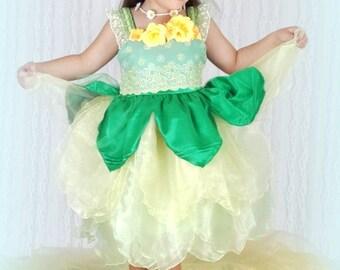 Petal fairy dresses