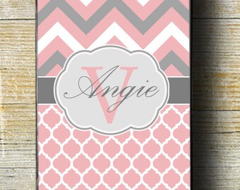 Pink iPhone case with your Monogram,  iphone case, iphone 7 case, iphone 6 plus case, iphone 6 case, pastel gift, iphone monogram,