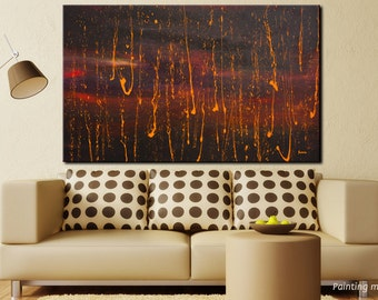 Huge wall art Large modern painting Home decor Original abstract painting Canvas wall art Huge painting on canvas Contemporary art
