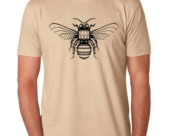 Mens Steampunk Insect Shirt 6210