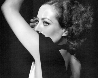 Old Hollywood, Joan Crawford, Giclee Print, Hollywood, Celebrities, Wall Decor, Hollywood Glamour, Hollywood Regency, Mommy Dearest, Prints
