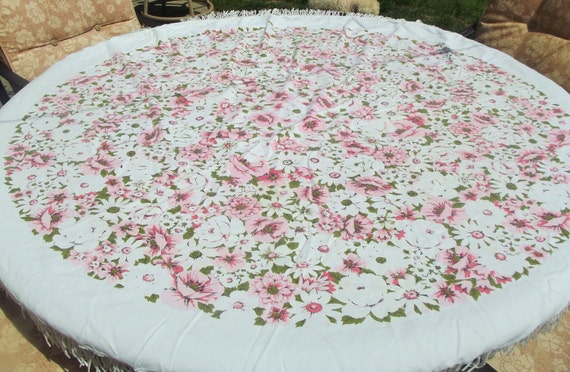 Patio Tablecloth Round Tablecloth Table Topper Patio