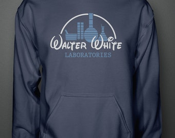 Walter White Laboratories - Breaking Bad Inspired Hoodie
