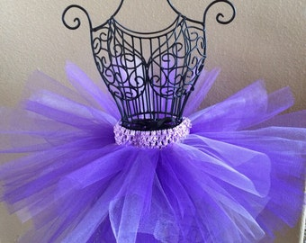 Sophia The First Tutu, Purple Tutu, Baby Tutu, Birthday Tutu, Toddler Tutu, Tutu, Infant Tutu, Newborn Tutu