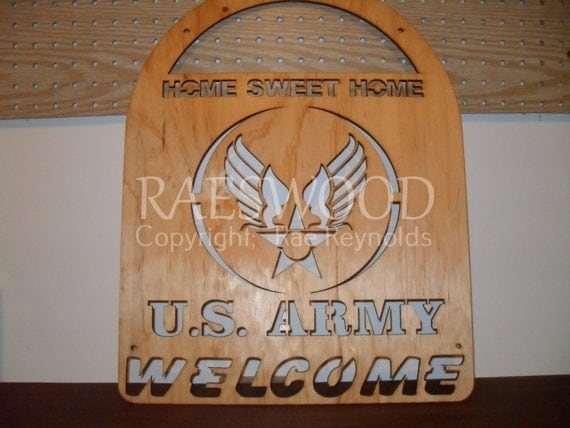 Cnc Dxf File Welcome Sign Home Sweet Home 17 In This