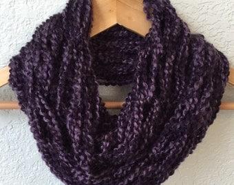 Infinity Scarf, Arm Knit Scarf, Fall/Winter Scarf