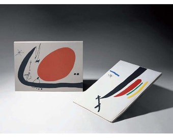 My De Proverbis-Joan Miró, Shuzo Takiguchi
