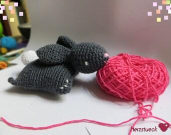 Bunny Snuggle-pillow