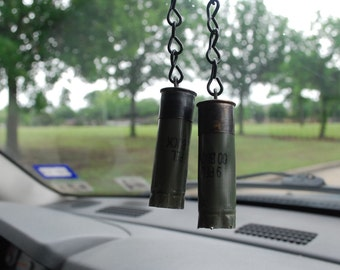 Limited Military Green edition.  Hang shotgun shells like fuzzy dice from rear view mirror.