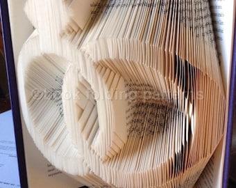 Rings 1 book folding pattern