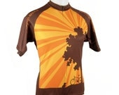 Riding Buddy Men's Cycling Jersey