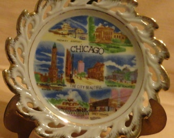 Chicago plate