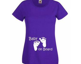 Baby On Board Long sleeve shirts from Spreadshirt Unique designs Easy 30 day return policy Shop Baby On Board Long sleeve shirts now!